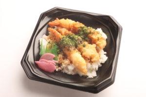 えび天丼 500円