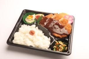 味噌カツ弁当 600円