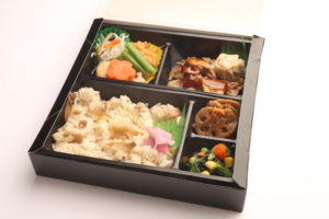 しょうが焼き弁当(五目御飯) 1,000円