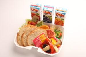 野菜たっぷりバケットBOX 1,200円