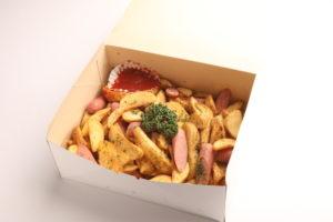 ウインナー&ポテト盛り合わせ 2,400円